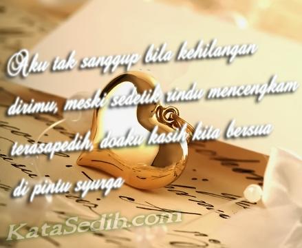 Kata Kata Cinta Sejati Buat Pacar Yang Kita Sayang ...